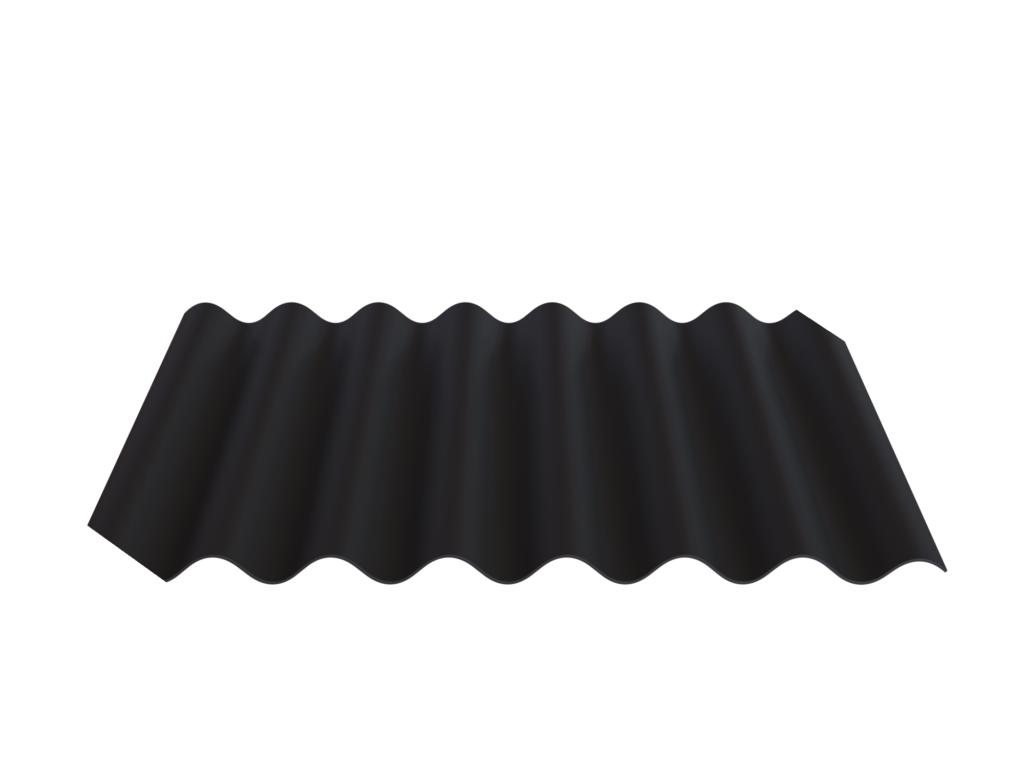 FIBRODAH серія modern чорний