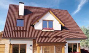 Фіброцементна покрівля даху від FIBRODAH