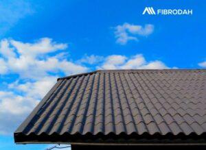 Фіброцементна черепиця (листи) FIBRODAH - офіціфний виробник